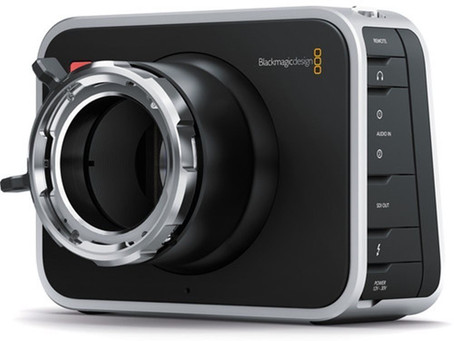 Our History With Blackmagic Cameras