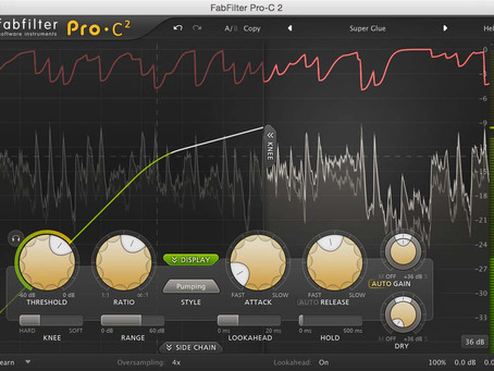 Wes' Desert Island Audio Post Production Plugins