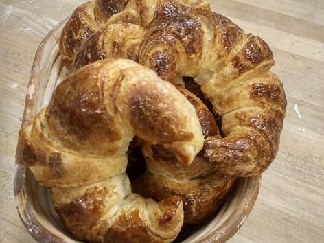 Whole Wheat Croissants