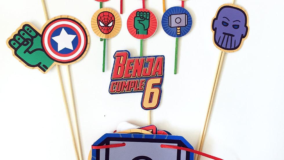 Avengers (imprimible)