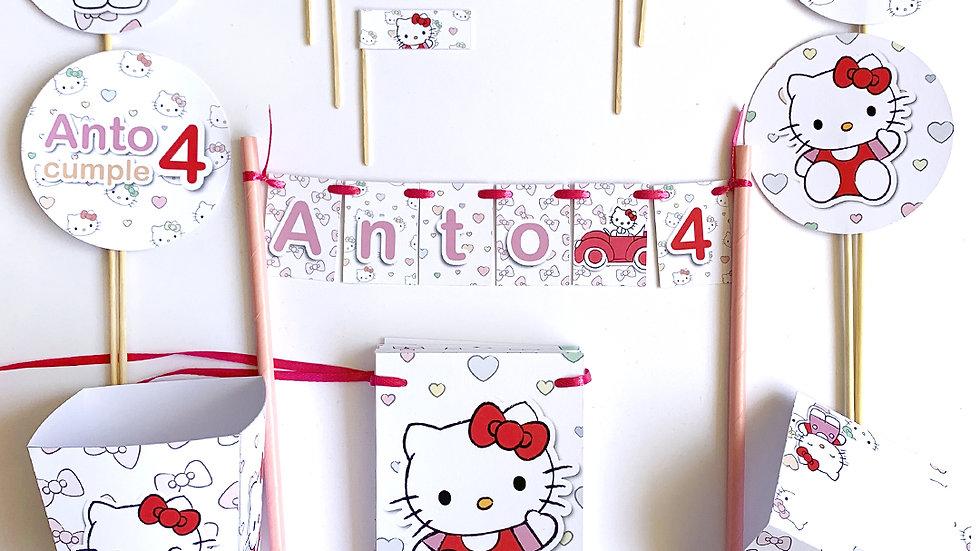 Hello Kitty (imprimible)