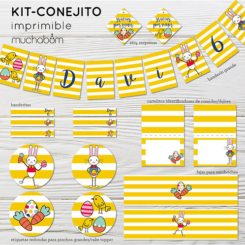 KIT-CONEJITO