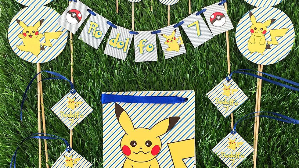 Pikachu (imprimible)