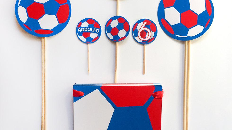 Fútbol Chileno (imprimible)
