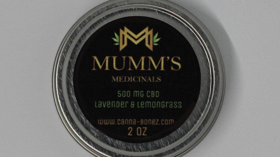 Mumm's Medicinal Salve