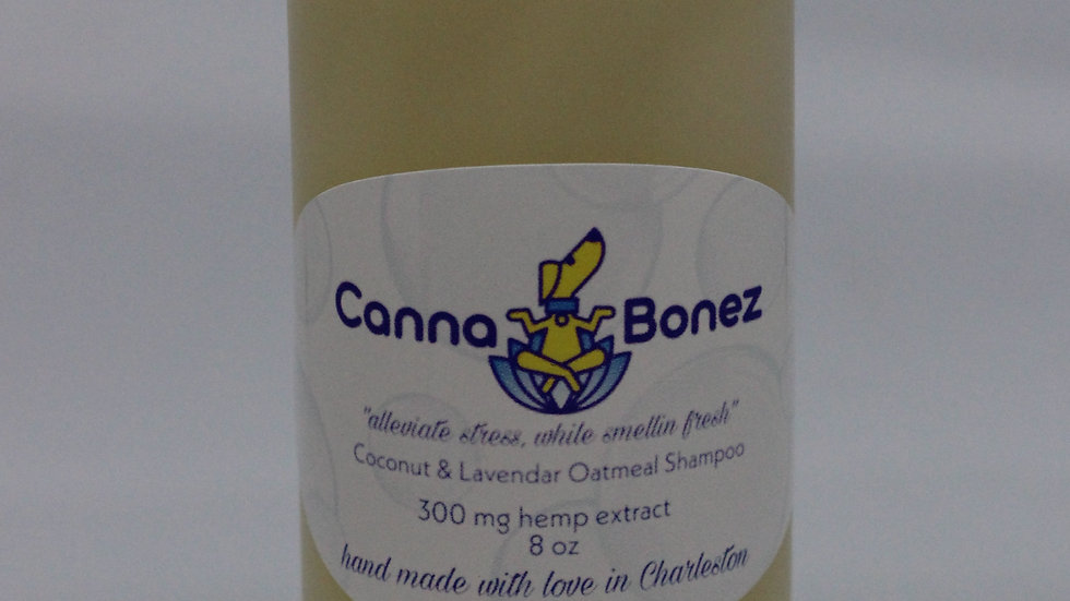 CannaBonez Suds Shampoo