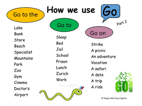 "How we use ""Go"" part 2"