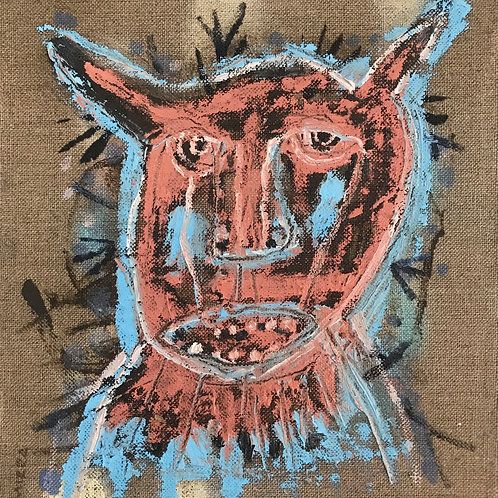 Diablo de carne y hueso