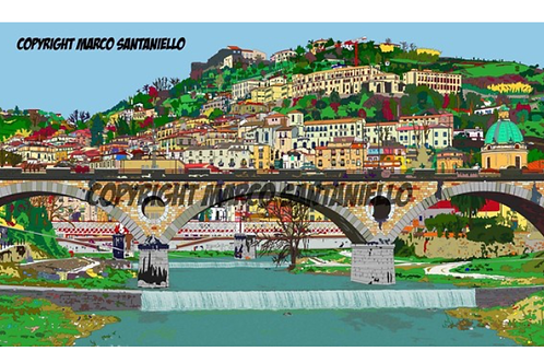 Ponte Alarico, Conzanza, Italia