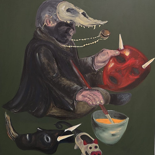 El mascareo