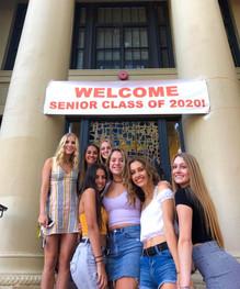 fristday senior year - Donna Jensen-Madi