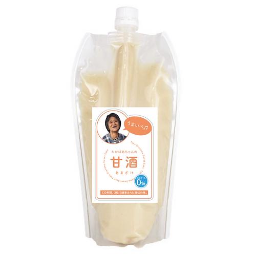 【10%OFF】たかばあちゃんの甘酒うまいべ♫30本セット