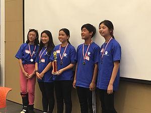 Second Place: Prestige STEM Academy Team A