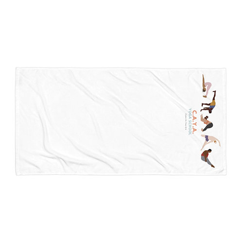 C.A.Y.A Yoga Towel