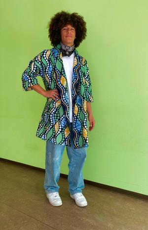 Kimono Ouagadougou