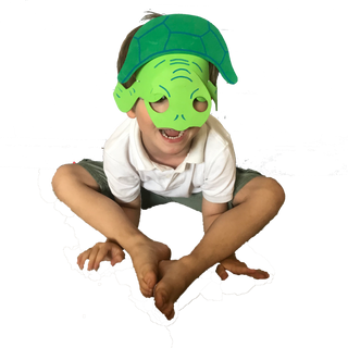 Tortoise Pose Froggy Yoga Kids