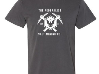 "It's all fun and games until someone says ""salt mine"""