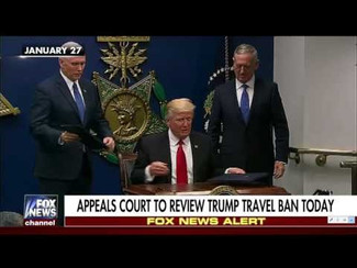 SCOTUS:  Trump Travel Ban Appeal from Fourth Circuit - Key Appeal Today