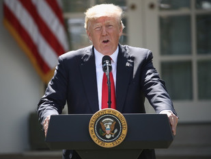 Paris Accord Withdrawal:  President Trump Nailed It - and the Supreme Court Agrees