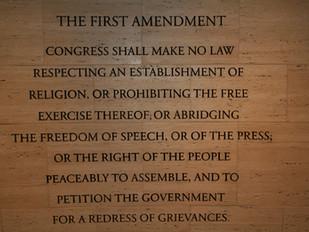 SCOTUS:  Non-Profit Free Speech Under Attack in California
