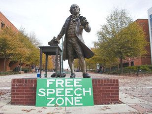 Protecting Campus Free Speech:  Proposed Legislation