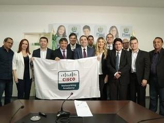 Cisco Networking Academy será implantado no Piauí para levar conhecimento digital