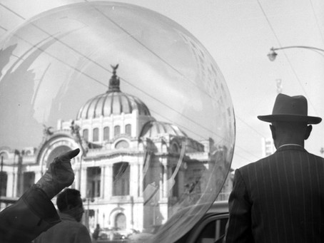 Fotoperiodismo como arte en México