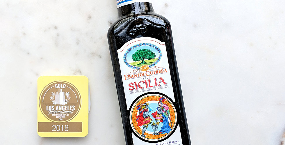 IGP Sicilia Extra Virgin Olive Oil 8.45 fl oz