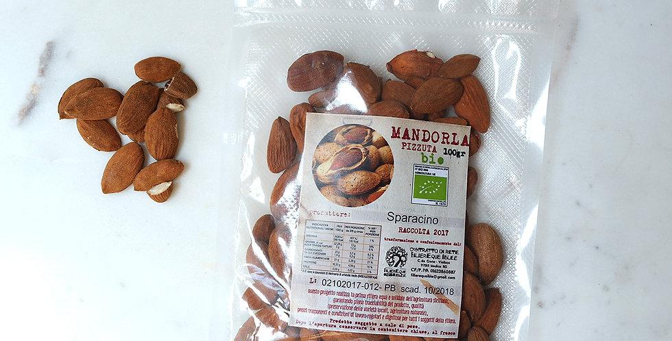 Pizzuta d'Avola Raw Sicilian Almonds | 7 oz
