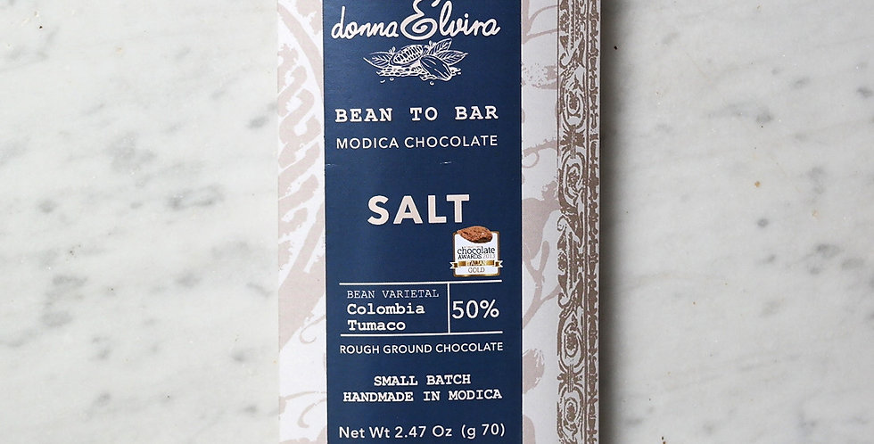 SALT 50% Modica Chocolate bar