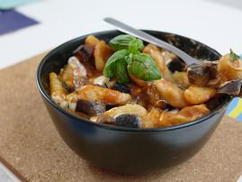 Fresh Pasta alla Norma | Mozzarella Variation | A Sicilian Masterpiece