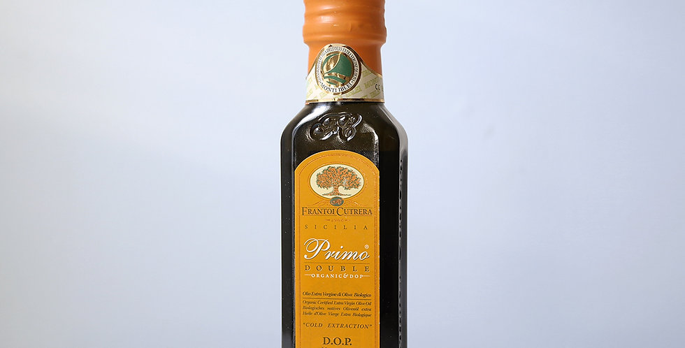 ORGANIC Extra Virgin Olive Oil Primo DOP Monti Iblei 100ml | 3.4oz