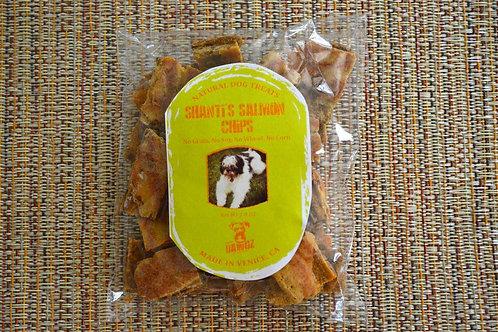 Shanti's Salmon's Chips