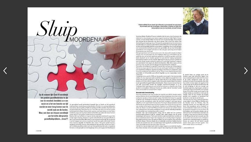 Sluipmoordenaar - Leven Magazine Haarlem