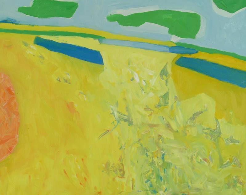 Floor de Bruyn Kops, zomerlandschap
