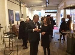 Opening Galerie Bloemendaal