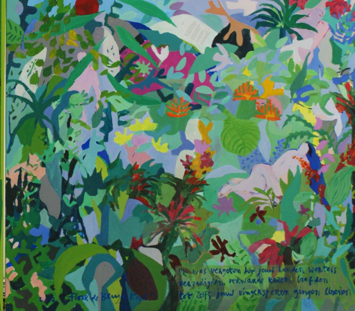 Honderd liefdessonnetten, Pablo Neruda, tweeluik