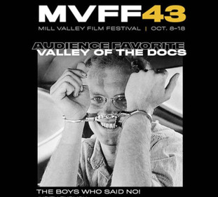 Audience Favorite documentary at Mill Valley Film Festival!