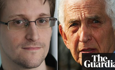 Ellsberg Credits Draft Resisters as Inspiration to Release Pentagon Papers
