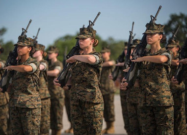 Congress to Consider Requiring Women to Register for the Draft