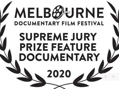 Supreme Jury Prize Winner!