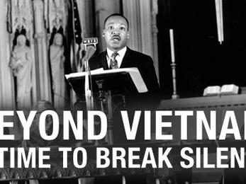 Martin Luther King - Beyond Vietnam Speech