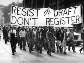 How the Draft Resistance Movement Led to the Collapse of the Draft