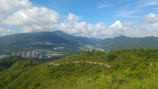 九龍坑山 Cloudy Hill