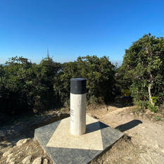 CP3 (17.5km): 紫羅蘭山 Violet Hill