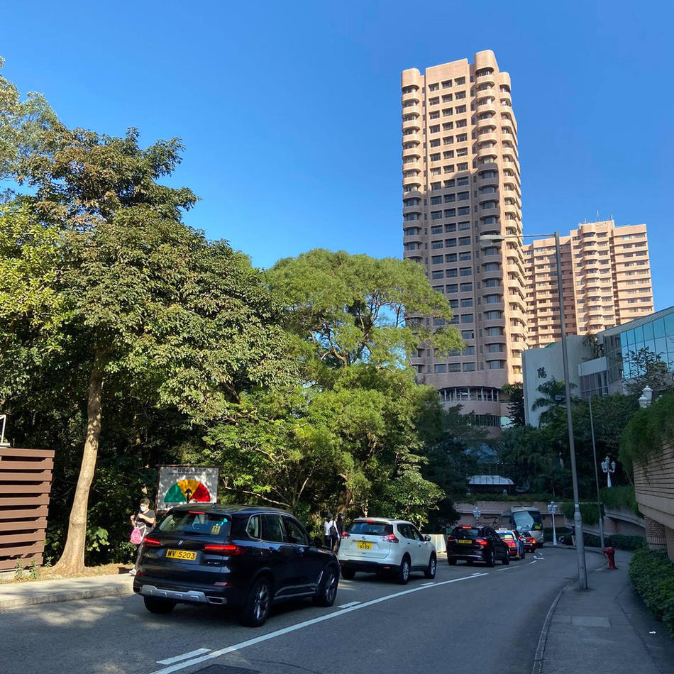 陽明山莊 HK Parkview Fusion (19km)
