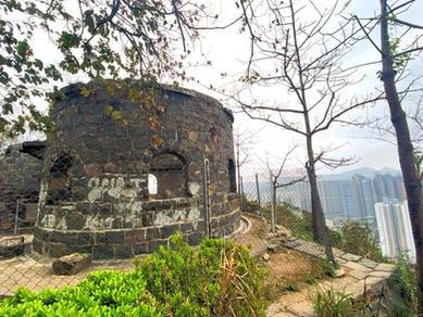 CP2(9.5km): 茅湖山觀測台 Mau Wu Shan Observation Post