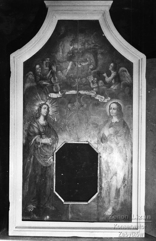 Ołtarz boczny p.w. bł. Konstancji