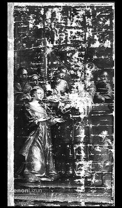 Ofiarowanie Jezusa. Wiek XVIII.