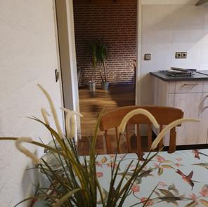 Keuken vakantiewoning